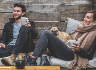 Dogs and their humans find CBD oil to be effective